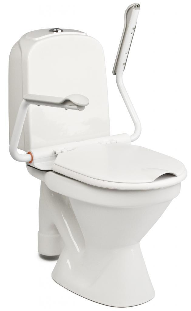 WC-SITS MED ARMSTÖD